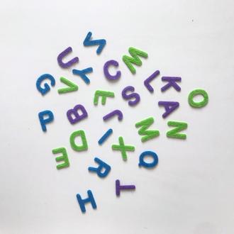 Вырубка «Английский алфавит»