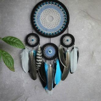 Ловец снов, декор и оберег, оригинальный подарок близким и друзьям