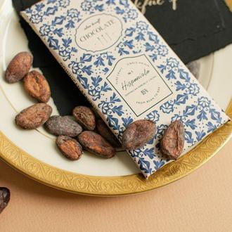 Шоколад чорний 85% «Hispaniola», 50 г