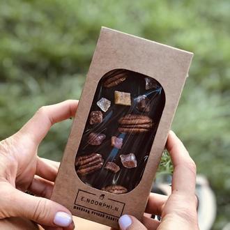 Черный шоколад(веган)