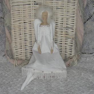 Кукла в стиле Тильда  Ангел
