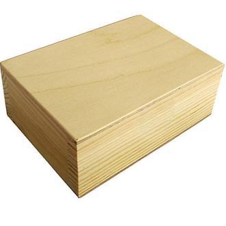 Шкатулка деревянная 13х5х9 см, ТМ Albero
