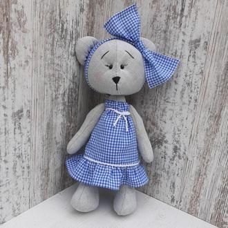 Мягкая игрушка Мишка из ткани