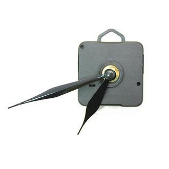 Часовой механизм с большой плоской стрелкой №10
