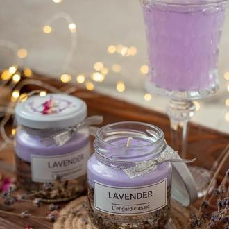 Ароматнейшие гелево-парафиновые свечи от L'engard
