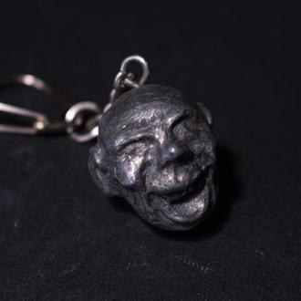 Брелок для ключей / Брелок голова / Брелок Хеллоуин