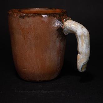 Кофейная кружка / Кружка с пальцем / кофейная чашка хеллоуин