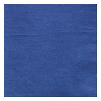 Ткань 50х50 см однотонная синяя