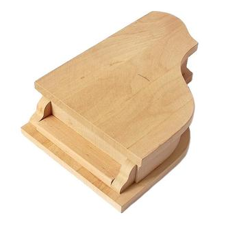 Шкатулка Рояль 13х19,5х7 см