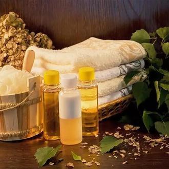 Эфирное масло для бани и сауны