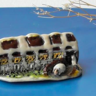 "Домики из керамики миниатюра ""Ферма"""