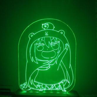 Светильник аниме Двуличная сестрёнка Умару-чан!
