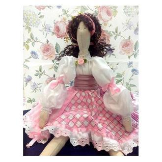 Набор для шитья мягкой куклы Тильда XVIII (совушки)