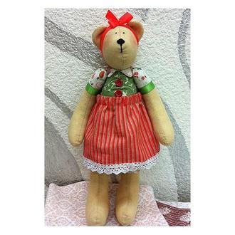 Набор для шитья мягкой куклы Мишка  XI