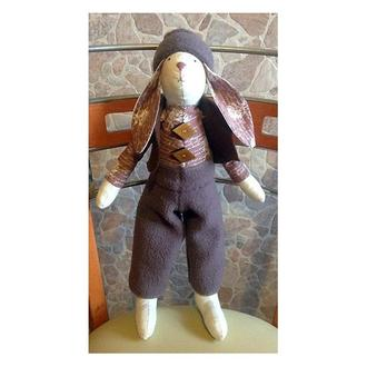 Набор для шитья мягкой куклы Зайчик XIII