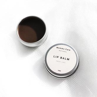 Натуральный бальзам для губ с какао