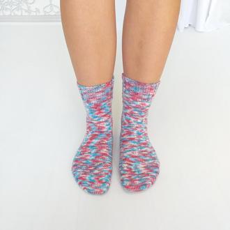 Женские носки ручной работы