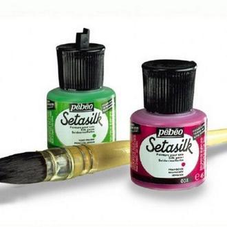 Краска для шелка и светлых тканей Pebeo Setasilk, 45 мл