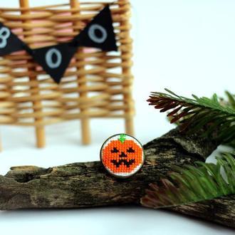 """Брошка """"Happy Halloween"""""""