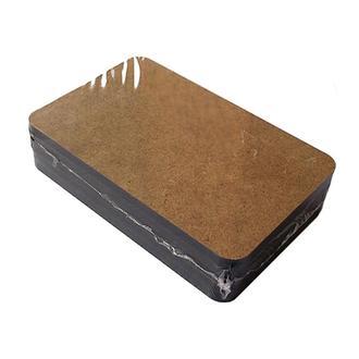 Набор заготовок для панно и подставок (МДФ) 14х9 см, 5 шт.