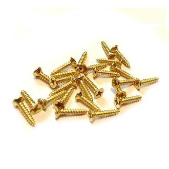Саморезы золото 2,5х10 мм 20 г
