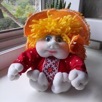 Кукла-украинка Параска