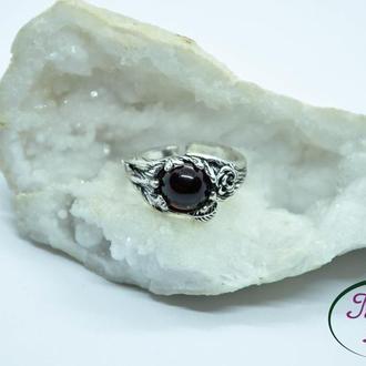 Кольцо Каменный цветок