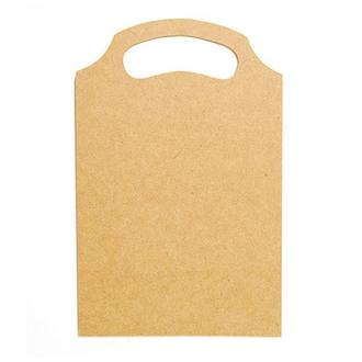 Доска разделочная декоративная Классика МДФ, 15х23 см