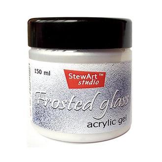 Матирующий гель - эффект инея Frosted Glass Gel, 150 мл