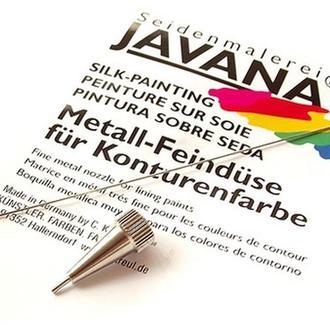 Наконечник самонарезной для тонких линий 0,7 мм Javana 81177