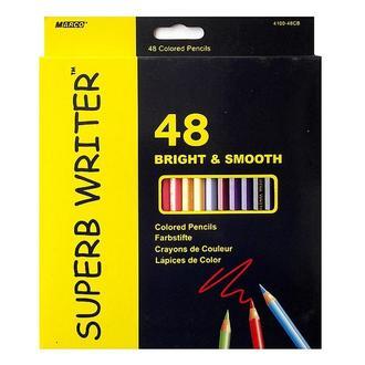 Набор цветных карандашей Marco Superb Writer, 48 цв.
