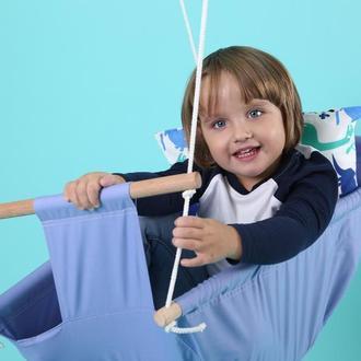 Качели детские подвесные, гойдалка дитяча, качель детская, колыбель, колиска