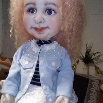 кукла интерьерна
