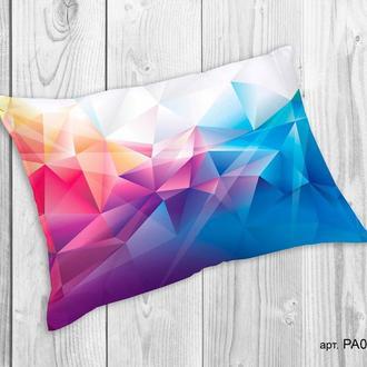 Подушка прямоугольная 3D-графика