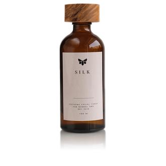Тоник для кожи и волос «SILK» с протеинами шелка и алоэ