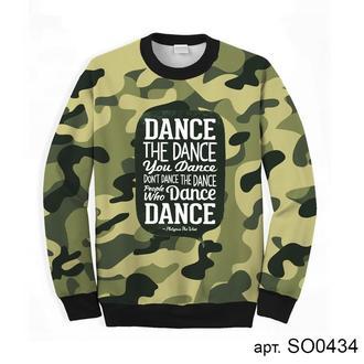Свитшот The Dance