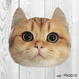 Подушка фигурная Рыжий кот