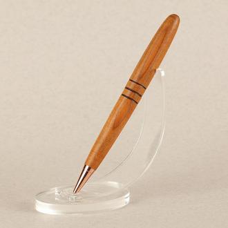 Авторучка деревянная, модель Классик - черешня