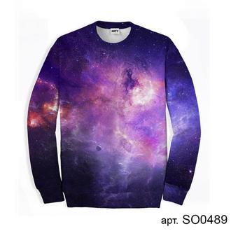 Свитшот Космическое пространство