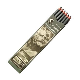 Карандаши угольные серые, 12 шт. Marie's C7304H