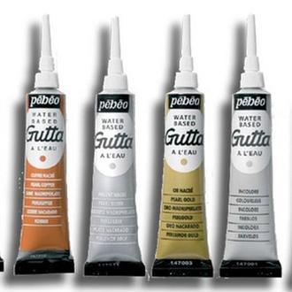 Контурная краска для ткани Pebeo Gutta, 20 мл