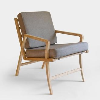 Деревянное кресло Фист