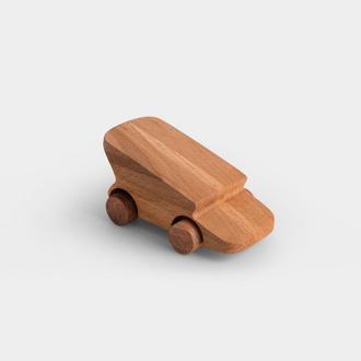 Деревянная машинка Спиди