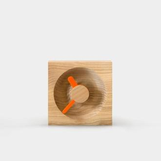 Деревянные часы Лука