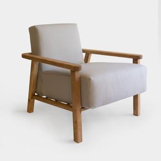 Деревянное кресло Солид