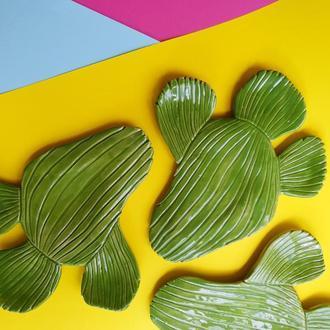 """Тарелка """" Meridionali cactus """""""