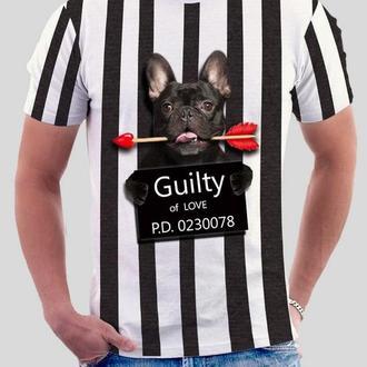 Футболка мужская Guilty