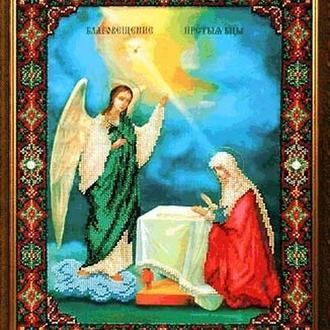 Набор для вышивки Благовещение Пресвятой Богородицы