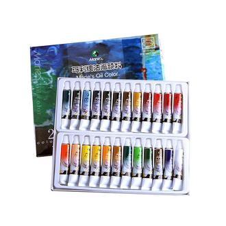 Набор масляных красок 24 цвета Marie's O-2024B