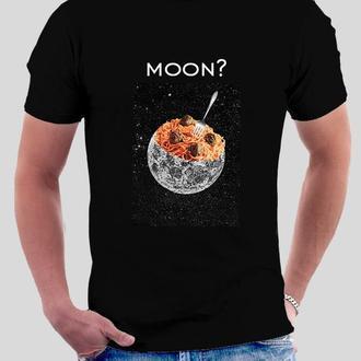 Футболка Спагетти лунные